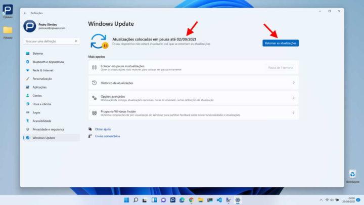 Les mises à jour de Windows 11 suspendent les problèmes de Microsoft
