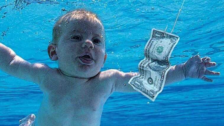 Le Bébé De L'album Nevermind De Nirvana En 1991 Poursuit