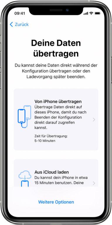 1629979386 183 Transfert de donnees iPhone vers iPhone