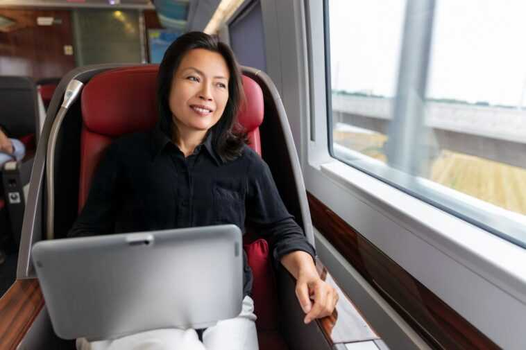 Le Japon Convertit Les Fumoirs De Ses Trains à Grande