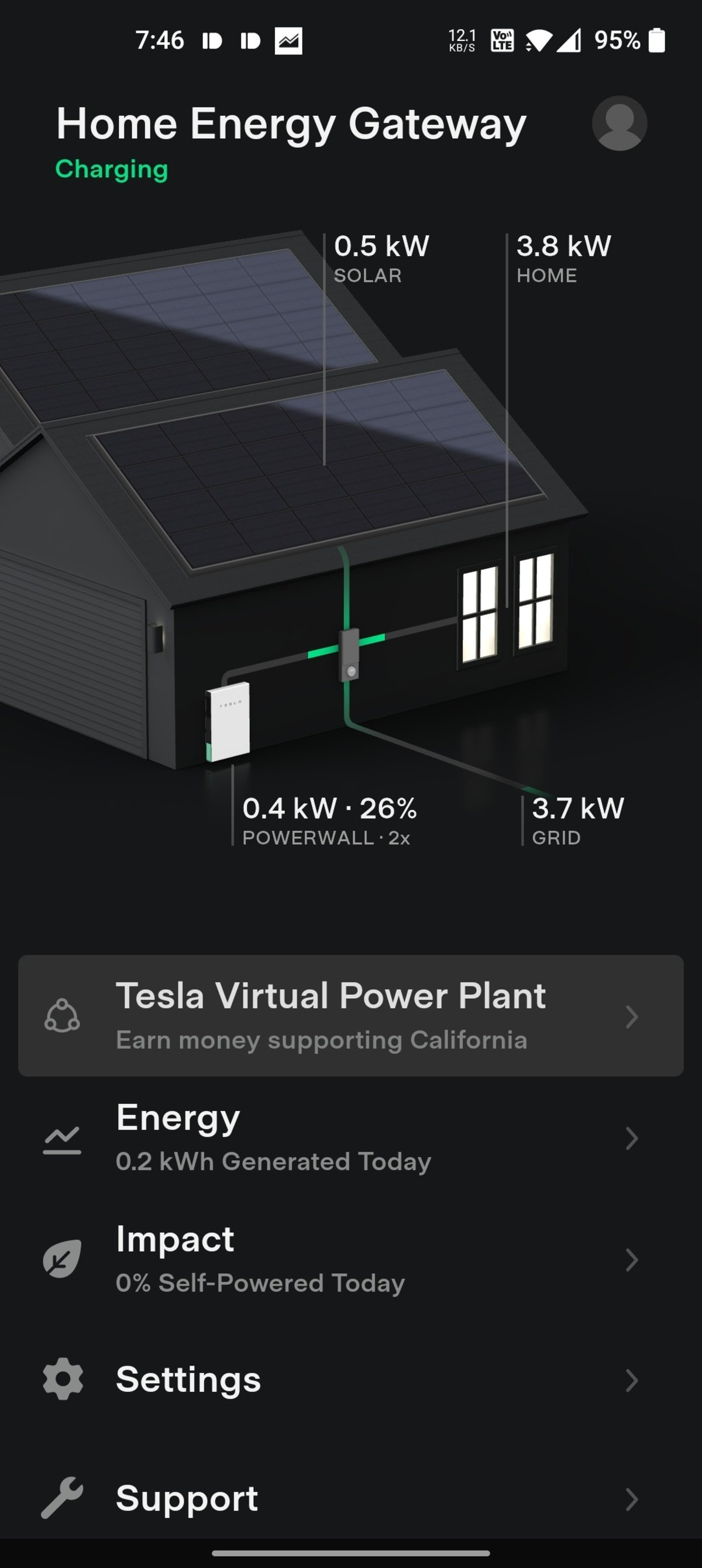 L'application Tesla pour Android est mise à jour avec un nouveau design et plus de fonctions