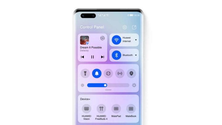 Smartphone EMUI 12 Huawei HarmonyOS