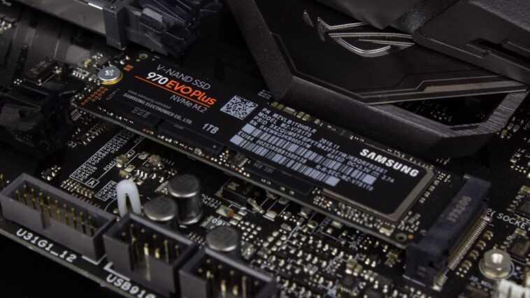 Samsung échange Des Pièces Dans Ses Ssd 970 Evo Plus