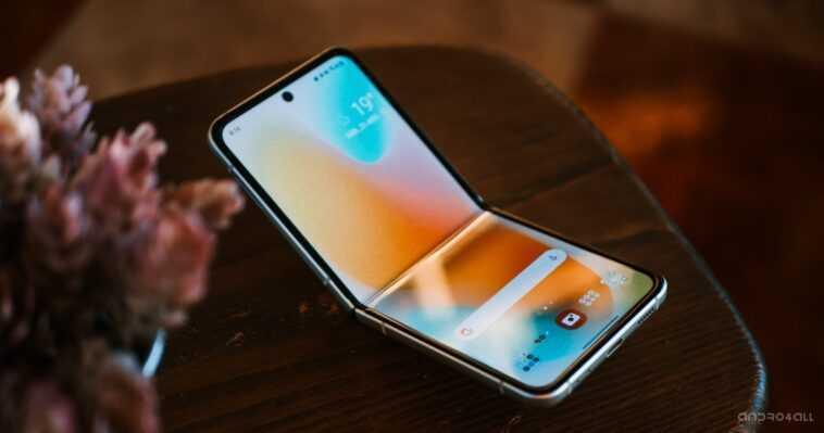 Le Battage Médiatique Est Pour Le Fold, Mais Le Samsung