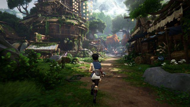 Kena: Bridge of Spirits PS5 PS4 PC PlayStation Taille du jeu