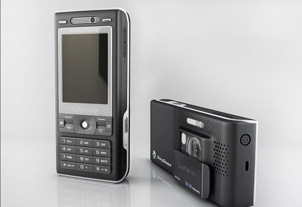 Sony Ericsson Cybershot K800i