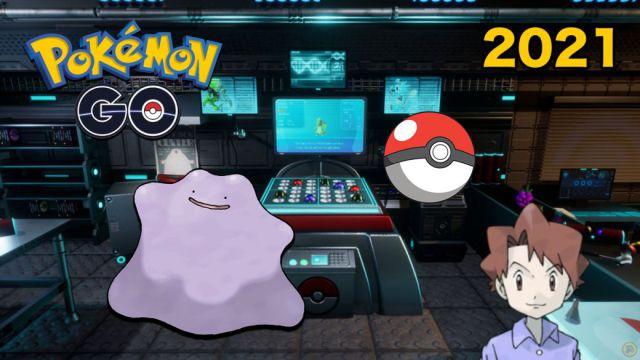 Pokémon GO Idem