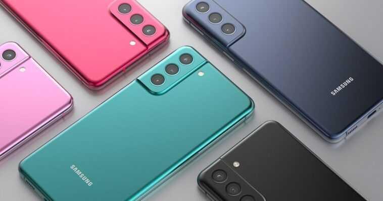 Le Samsung Galaxy S21 Fe Apparaît Dans Google Play Console