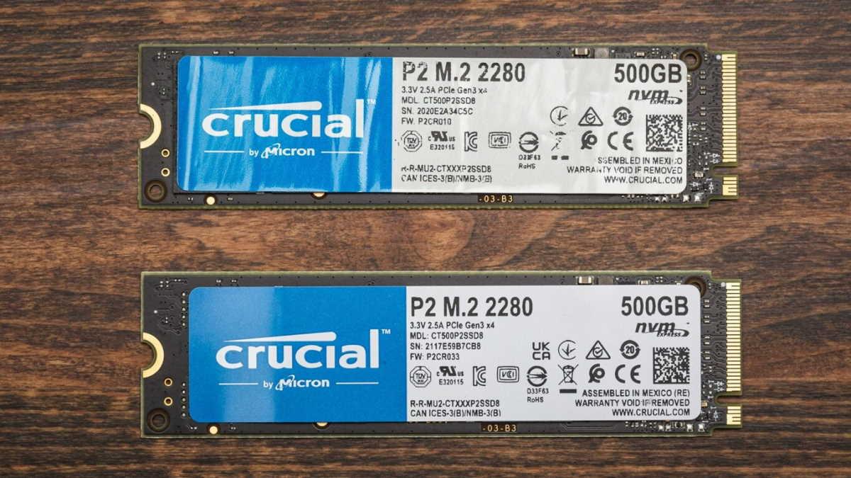 1630394646 787 Attention au SSD que vous achetez Samsung Crucial et