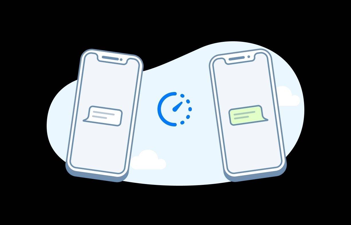 Mode disparition de WhatsApp