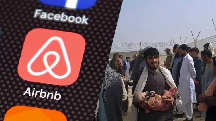 Airbnb Au Service Des Réfugiés Afghans, Propose Un Logement Gratuit