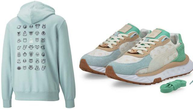 Animal Crossing: New Horizons Sneakers Puma Fashion Nintendo Switch Sweat-shirt