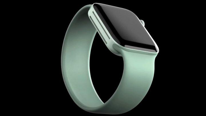 Illustration de l'Apple Watch série 7