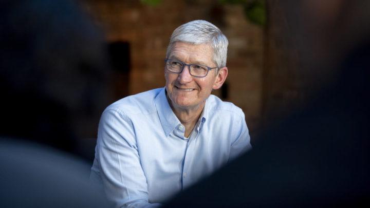 Image Tim Cook, PDG d'Apple
