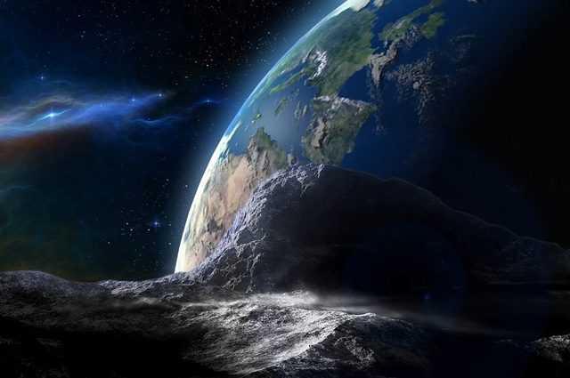 Astéroïde Gigantesque S'approchant De La Terre : C'est Un Colosse
