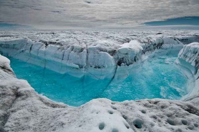 Au Groenland, Il Pleut Là Où Cela Ne S'est Jamais