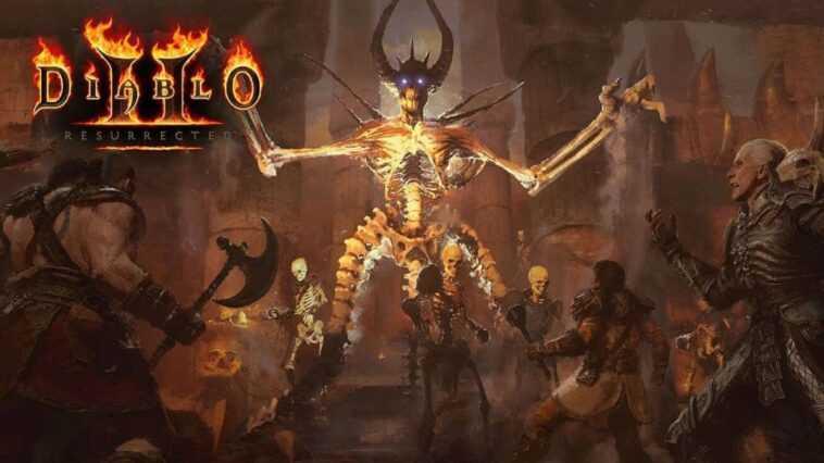 Bêta Ouverte De Diablo 2 Resurrected : Date, Heure Et