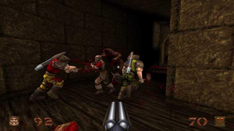 Bethesda Lance Quake Remaster Avec Des Graphismes Améliorés, Un Nouveau