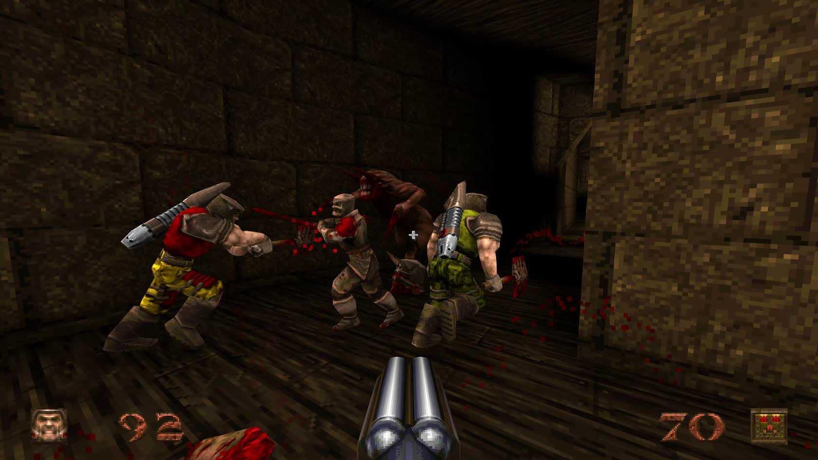 Bethesda lance Quake remaster avec des graphismes ameliores un nouveau