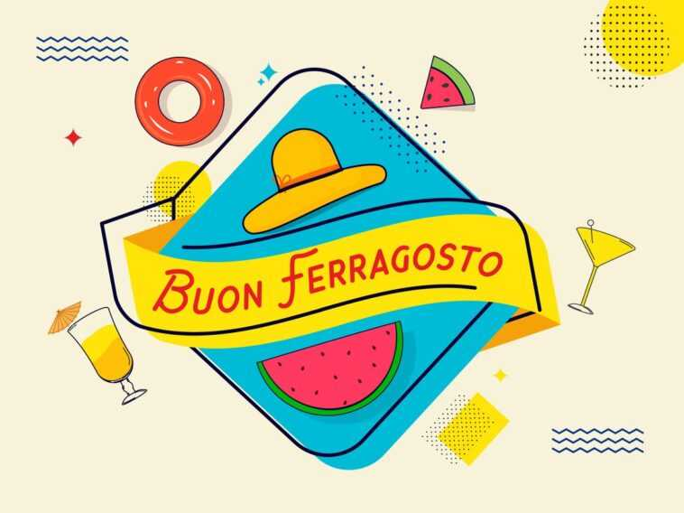 Buon Ferragosto 2021 Sur Whatsapp: Les Meilleures Images à Télécharger