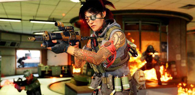 Call of Duty: Warzone saison 5 black ops mise à jour de la date de début de la guerre froide