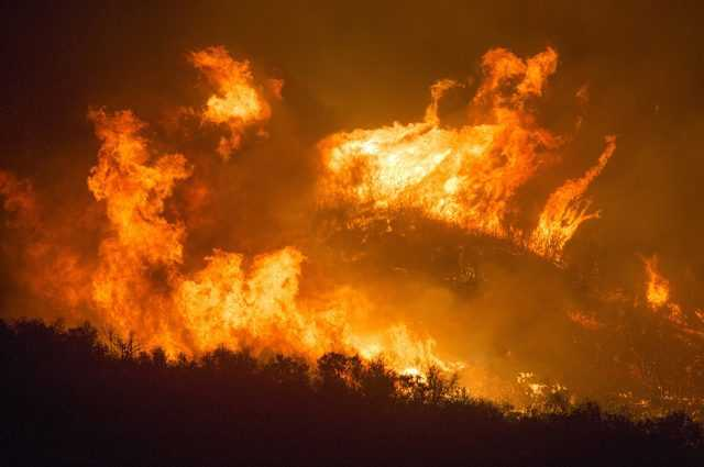 Comment Le Changement Climatique Est Lié Aux Incendies