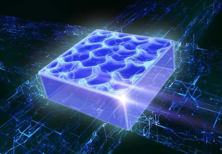 Des Scientifiques Ont Créé Un Supersolide 2d Pour La Première