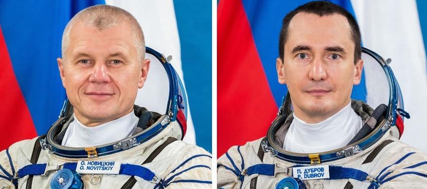 Deux cosmonautes russes effectueront de nouvelles sorties dans lespace