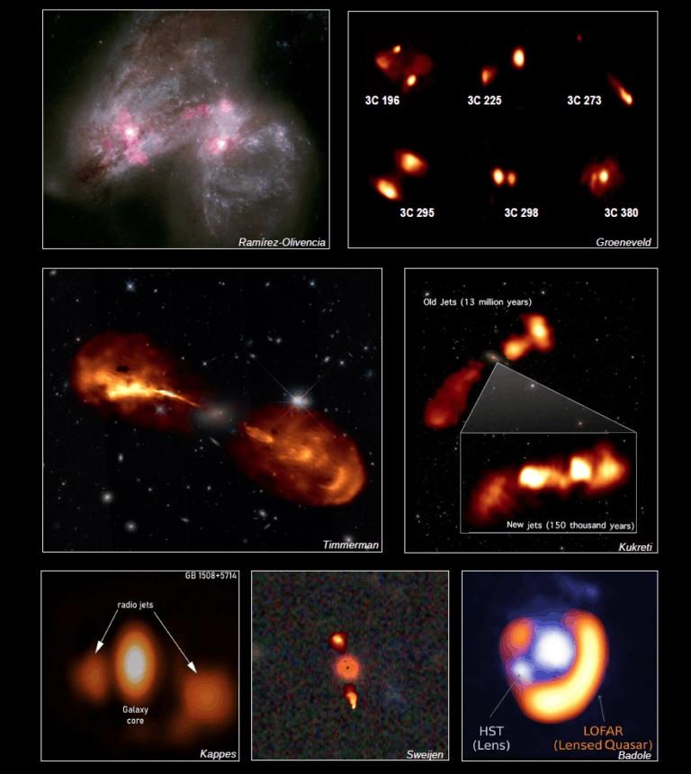 Europa capture les images les plus detaillees de galaxies de