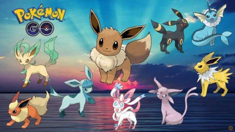 Évoli Dans Pokémon Go : Comment Choisir Toutes Ses évolutions