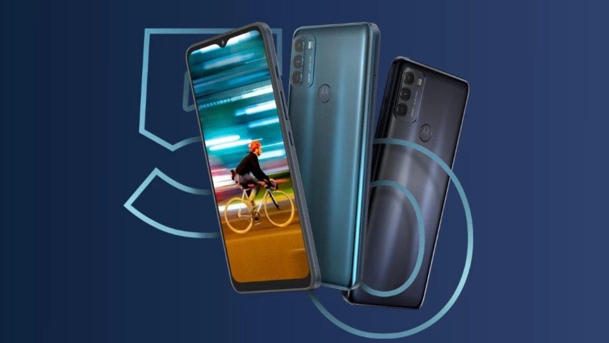Nouveau Motorola G50 5G