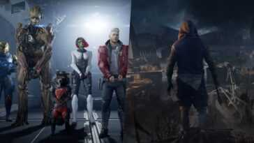Guardians Of The Galaxy Et Dying Light 2 Intégreront Nvidia
