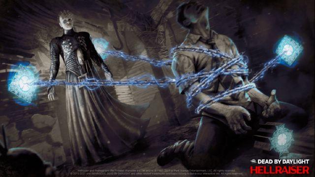 Hellraiser débarque dans Dead by Daylight : le redoutable Pinhead fera partie des nouveaux méchants