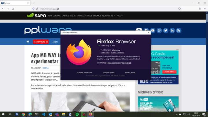 Problèmes de sécurité du navigateur Firefox Mozilla