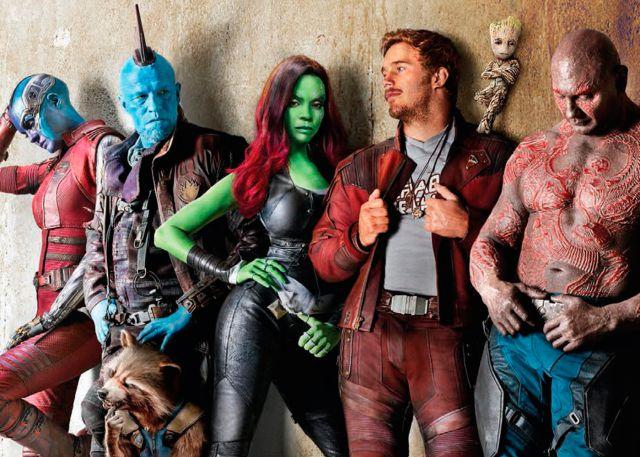 James Gunn explique pourquoi Suicide Squad est R et Guardians of the Galaxy PG-13