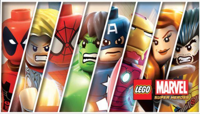 LEGO Marvel Super Héros