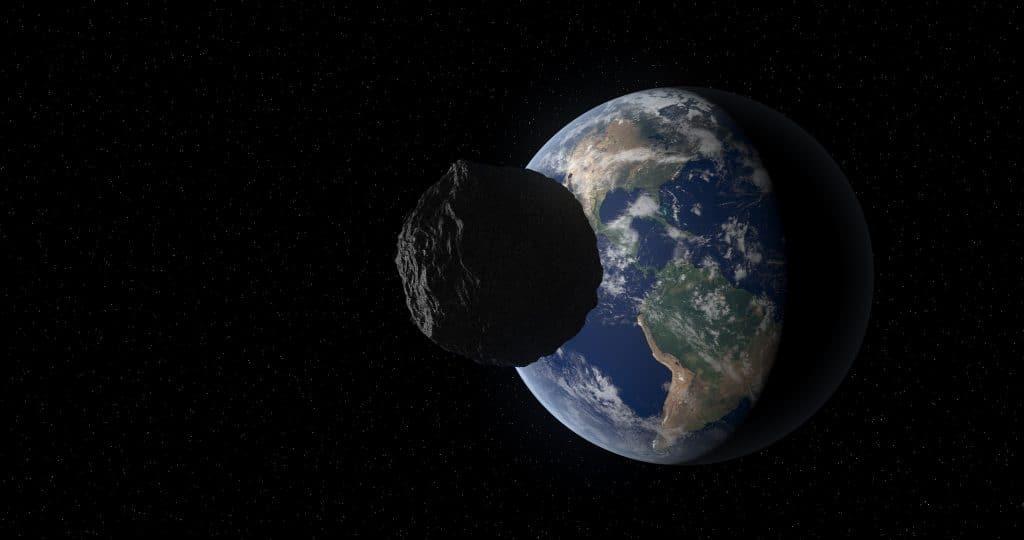 L'astéroïde Bennu a été étudié par Osiris-REx