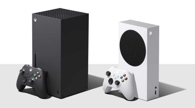 La Xbox Series X Lance Une Nouvelle Interface 4k Pour