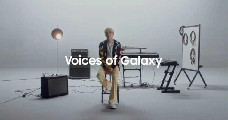 La Nouvelle Sonnerie De Samsung Composée De Bts Est Désormais Téléchargeable