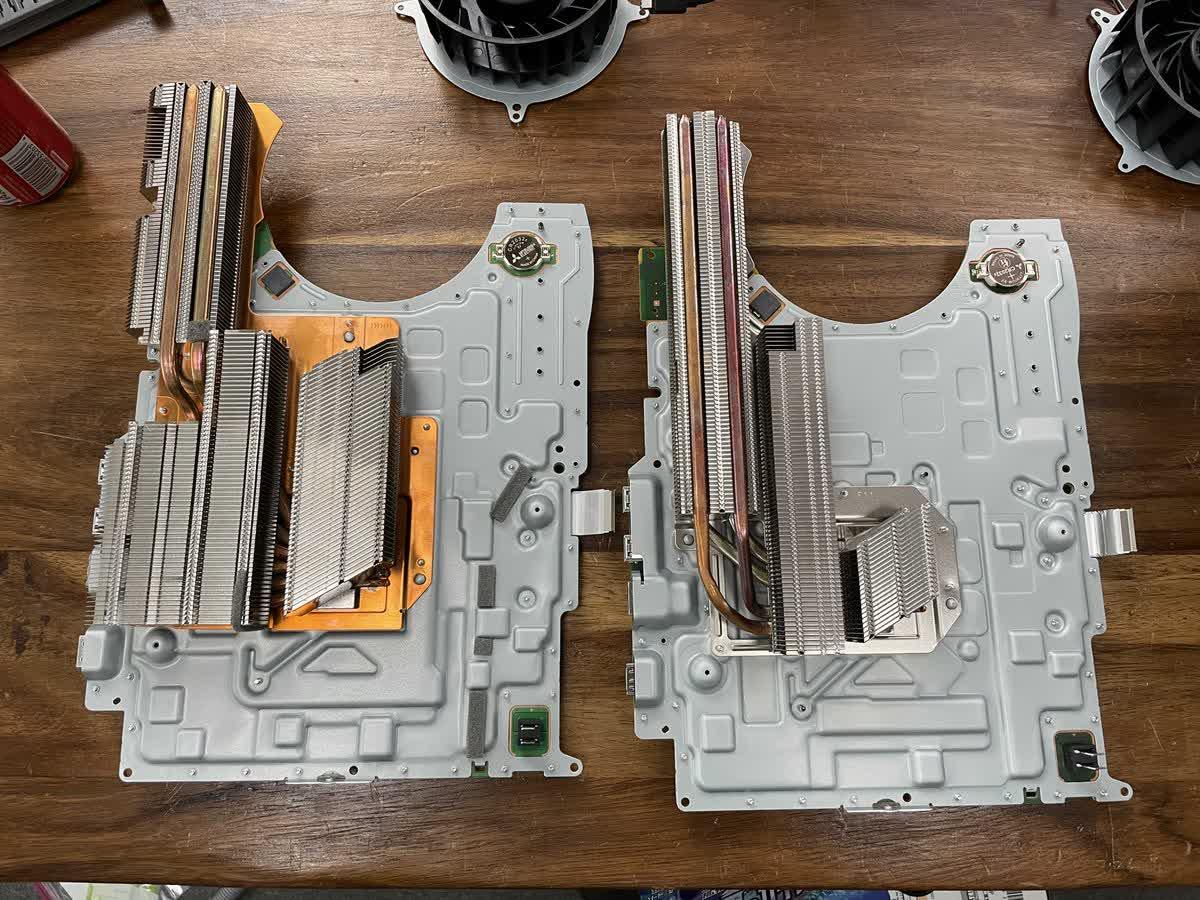 La premiere revision materielle de la PS5 ressemble a un
