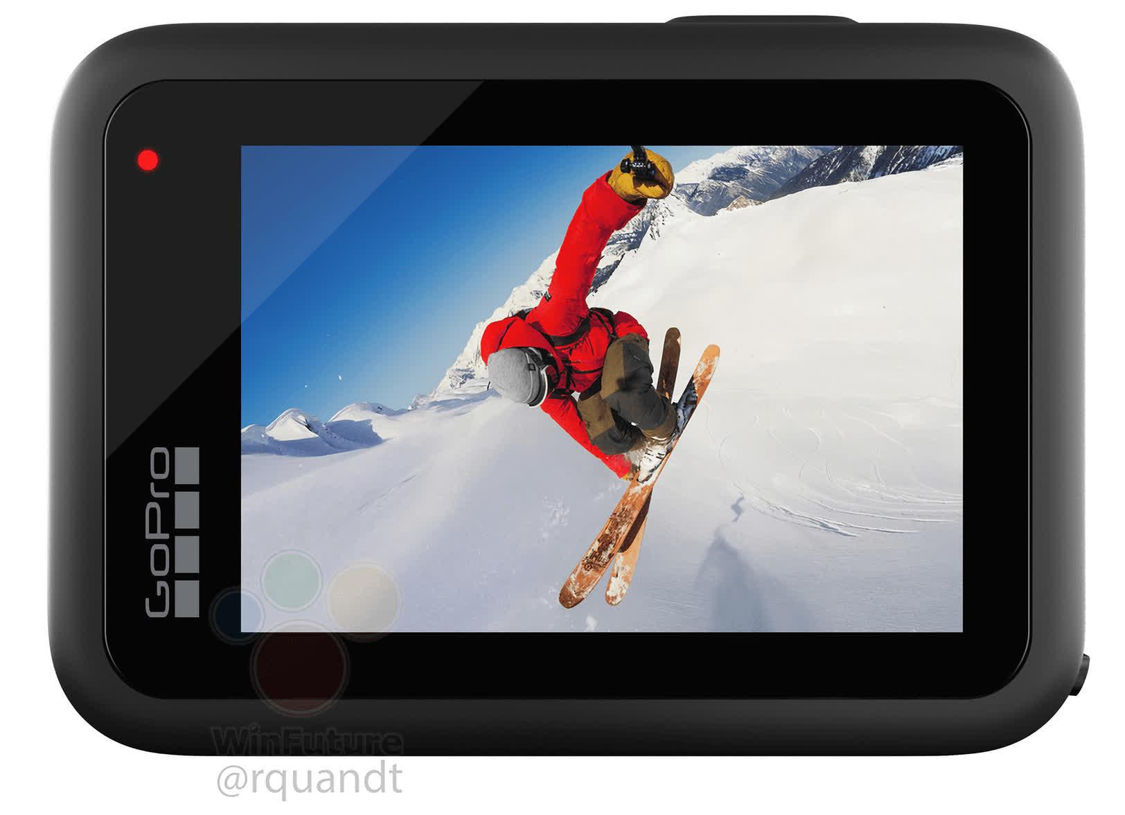 La prochaine camera phare de GoPro la GoPro Hero 10
