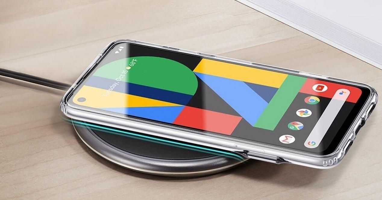 Chargement sans fil Google Pixel