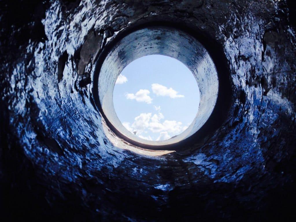 Image d'illustration d'un tunnel