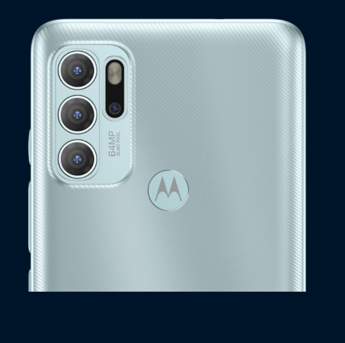 Caméras Moto G60