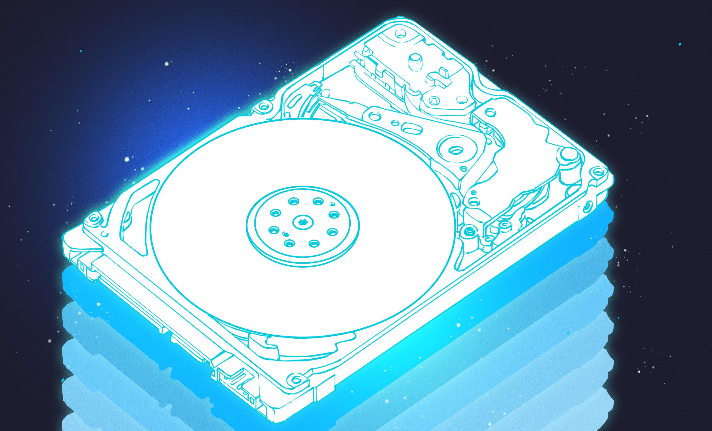 Les fabricants de disques durs ont livre une quantite record