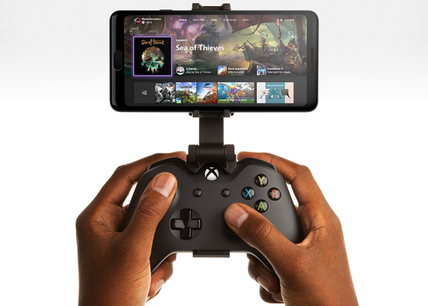 Flux Microsoft Xbox pour Android