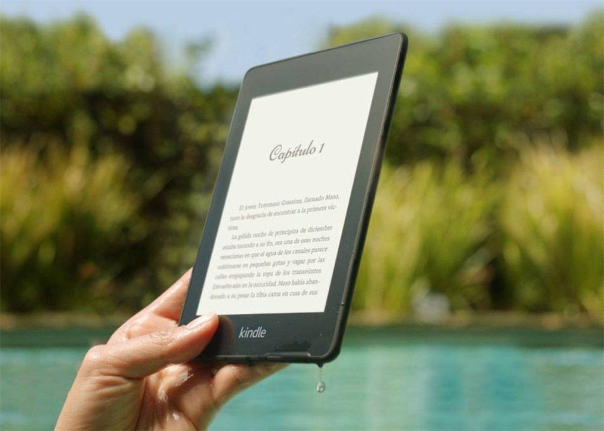 Kindle d'Amazon