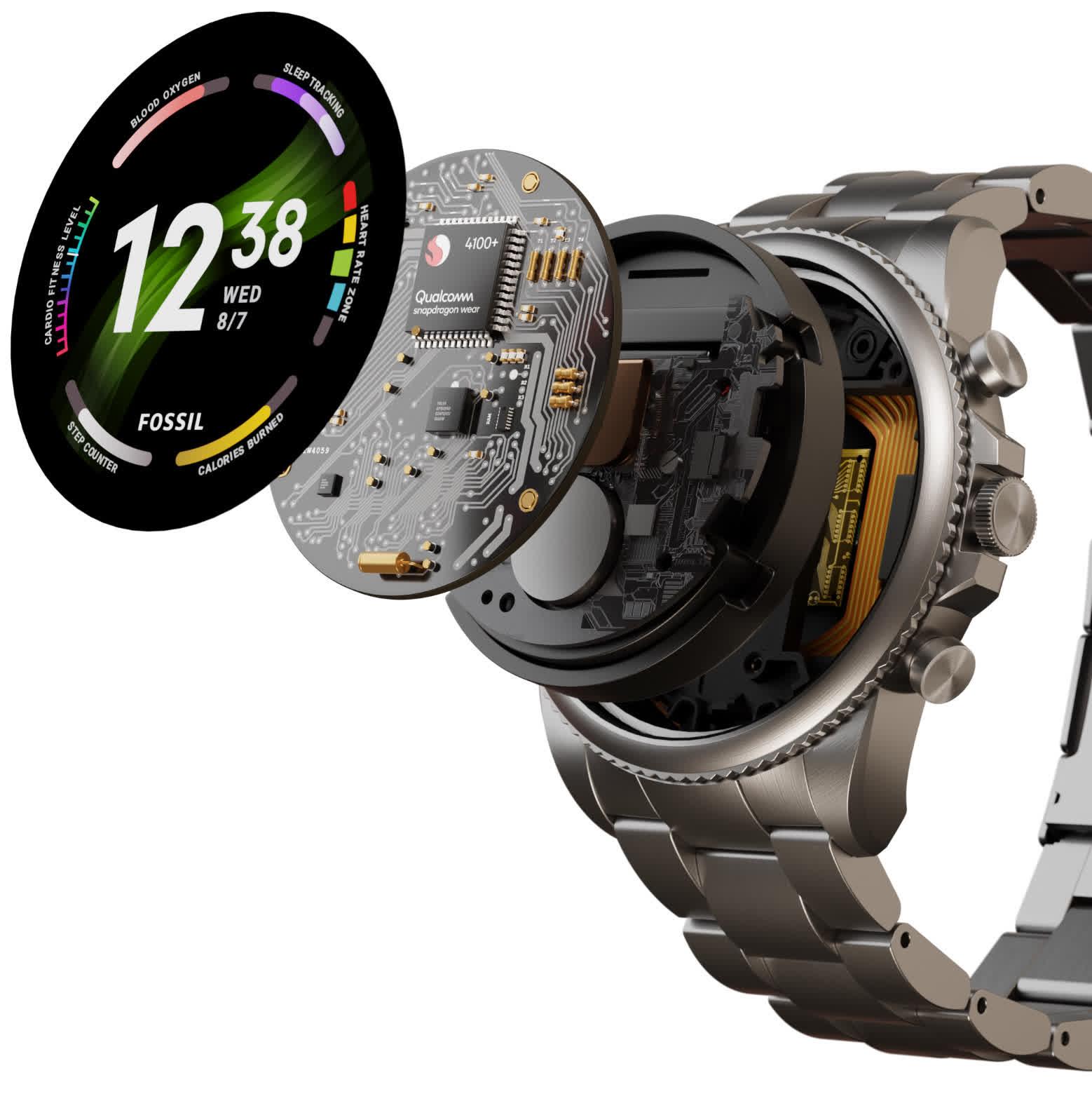 Les montres intelligentes Fossil Gen 6 arrivent mais elles ne