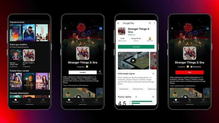 Les Premiers Jeux Vidéo Sont Arrivés Sur Netflix : Comment