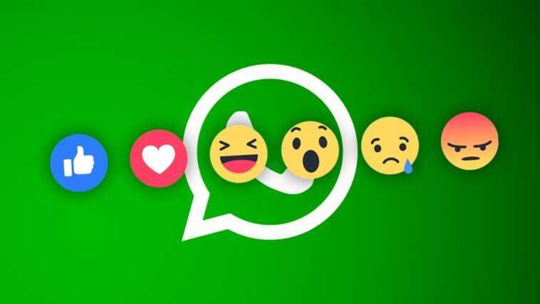Les Réactions Aux Messages Arrivent Sur Whatsapp (comme Sur Facebook)